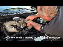 1 of 2 how to fix a stalling or shuttering navigator aviator 1 of 2 how to fix a stalling or shuttering navigator aviator 2004 2006