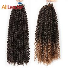 <b>AliLeader</b> 18inch <b>Kinky</b> Spring Passion Twist Hair Braids Synthetic ...