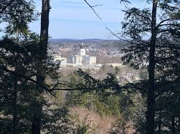 Howard Hill, Augusta - Maine by Foot