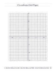 Coordinate Grid Paper Stnicholaseriecounty Com