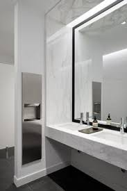 office restroom design. Trendy Contact Free Soap Dispenser And Faucet By Fogarty Finger - Office Snapshots. Bathroom At 222 East , Design Restroom