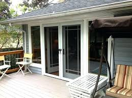 replacement sliding glass door cost how much does a sliding glass door cost full size of
