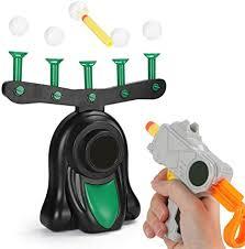 Floating ball <b>shooting</b> game <b>electric suspension</b> ball dart <b>target</b> ...