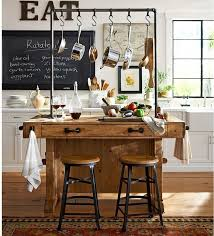 pottery barn traditional kitchen