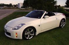 nissan 350z convertible white. Modren Convertible 2007 Nissan 350Z Touring Roadster Throughout 350z Convertible White V