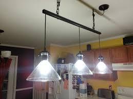 Diy Kitchen Lighting Fixtures Chic Diy Kitchen Light Fixtures Diy Update Fluorescent Lighting