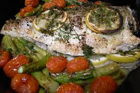 Image result for bass cooking