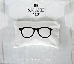 diy sunglasses case and end of year teacher gift