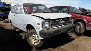 Junkyard Find: 1982 Toyota Starlet
