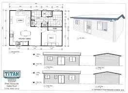 titan homes 4 gable roof 54m2 titangaragesandsheds com au dutch house plans af4ba49a8bb6ca017094dca4bc3