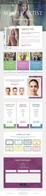 makeup artist pro makeup artist beauty and hair stylist wordpress theme