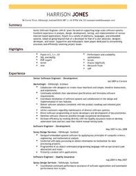 engineering resume templates. Engineering CV Templates CV Samples Examples