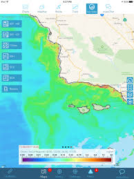 Sea Surface Temperature And Saltwater Fishing The