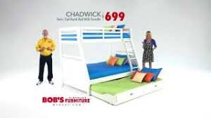 Chadwick Twin Full Bunk Bed With Trundle