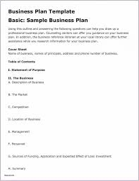 simple one page business plan template how to make business plan example pdf write sample outline a