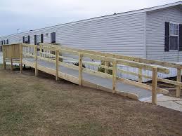 wood wheelchair ramp plans