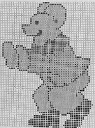 Knitting Charts Free Free Knitting Chart Teddy Bear Knitting And Com
