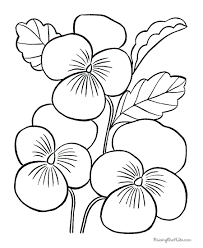 Small Picture flower Page Printable Coloring Sheets hawaiian flower coloring
