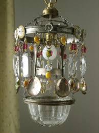lolly pop spoon chandelier