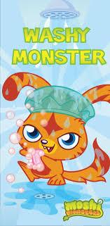 Washy Monster I Love It