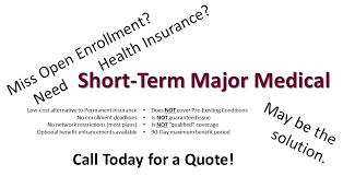 miss open enrollment contact us today