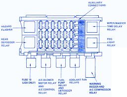 pontiac lemans coolant hazard flasher fuse box block circuit pontiac lemans 1994 coolant hazard flasher fuse box block circuit breaker diagram