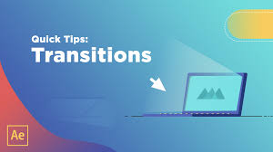 Six Essential Motion Design Transitions