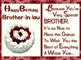 Birthday Wishes For Brother In Law Birthday Messages Wishesmsg