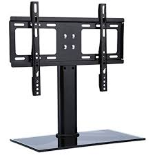 vizio tv parts. table top tv stand base, universal replacement tabletop pedestal base with wall mount bracket vizio tv parts