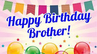 happy birthday shayari for brothe