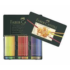 Polychromos Artists Color Pencils Tin Of 60 110060