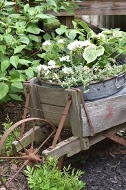 how to plant in garden tub planters