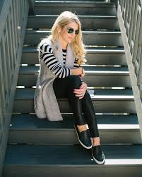 10 ways to wear faux leather leggings 800 nordstrom giveaway