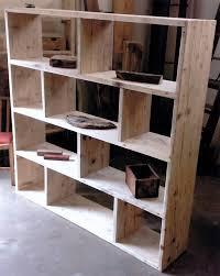 absolutely rustic shelving unit reclaimed wooden future room divider uk canada diy wood oak wall corner