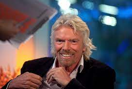 Richard Branson on Beating the Competition