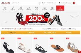 Thiết kế website bán giày dép chuẩn SEO giá rẻ Hà Nội