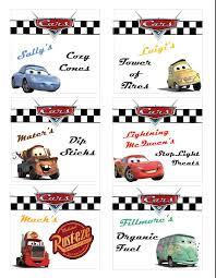 Free Cars Printables Disney Cars Party Ideas Free Printable Disneyside Birthday