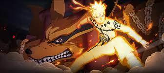 Naruto (Kurama Mode) Wallpaper 3 ...
