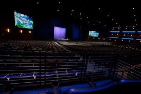Microsoft Theater Section Orchestra Center Left Row Ss Seat