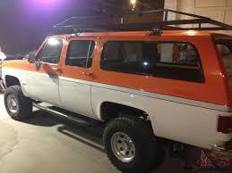Chevrolet V20 4x4 3/4 Ton Custom Suburban 5.7L Throttle Body Motor ...