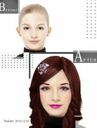 go to the app and get youcammakeup its free create and design yourself or sles this is a sle and make it look beutomous