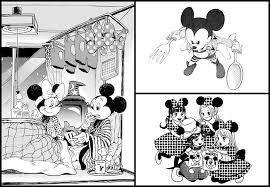 世界初100名を超える漫画家が豪華集結完全描きおろしのディズニー
