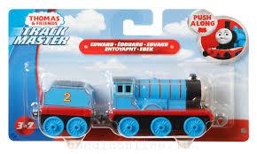 Personaggi di Film e Tv Playset - Mattel Thomas & Friends Il Trenino Thomas  Locomotiva a Ruota Libera Trackmaster, Assortimento, GCK94