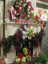 4 fireplace christmas decorations ideas 2014 (11)