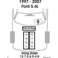 solved need firing order diagram for a 5 4 ford fixya archaeology 5 jpeg