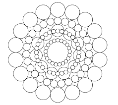 Small Picture Mandala coloring pages for kids ColoringStar