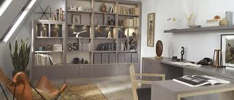 Designer Office Space Enchanting Home Office Storage Furniture Solutions Ideas By California Closets
