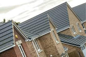 grey tile roof private housing woodland grey tile roof anthracite grey roof tile paint