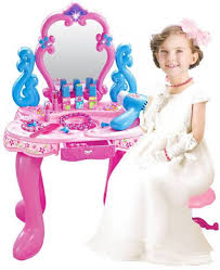 Miss \u0026 Chief DRESSER SET WITH LIGHT MUSIC Toys For Girls - Buy online at Best Prices in India