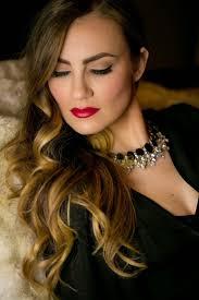 video old hollywood glam makeup hair tutorial
